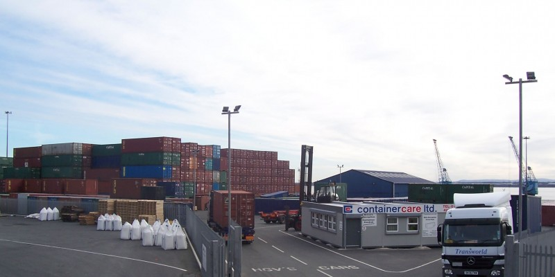 Container Care Liverpool Depot
